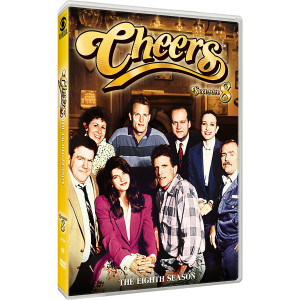 Cheers: Season 8 DVD