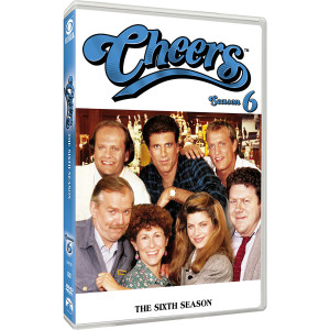 Cheers: Season 6 DVD