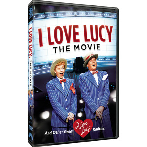 I Love Lucy: The Movie & Other Great Rarities DVD