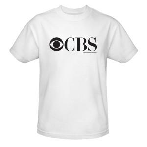 CBS Logo T-Shirt
