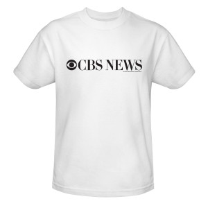 CBS News T-Shirt