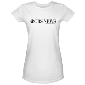CBS News Women's T-Shirt