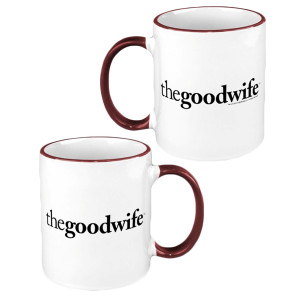 The Good Wife Logo Mug