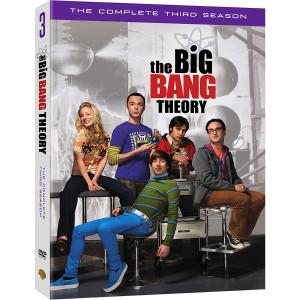 The Big Bang Theory: Season 3 DVD