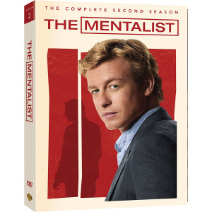 The Mentalist: Season 2 DVD