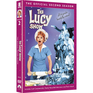 The Lucy Show: Season 2 DVD