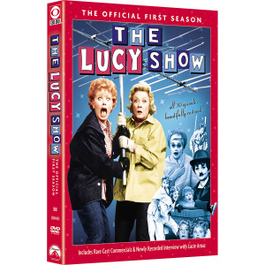 The Lucy Show: Season 1 DVD