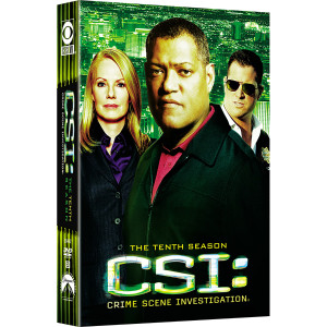CSI: Crime Scene Investigation - Season 10 DVD