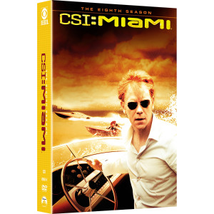 CSI: Miami - Season 8 DVD