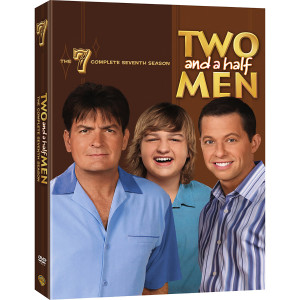 Two And A Half Men: Season 7 DVD