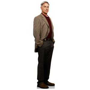 NCIS Gibbs Standee