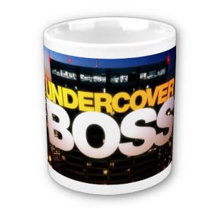 Undercover Boss Mug