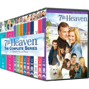 7th Heaven: The Complete Series Pack DVD