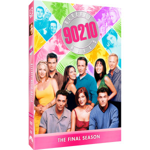 Beverly Hills 90210: Season 10 DVD