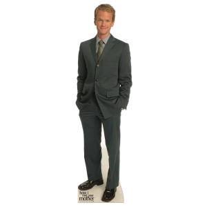 How I Met Your Mother Barney Stinson Standee