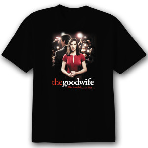 The Good Wife 'Bad Press' Men's T-Shirt