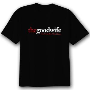 The Good Wife Logo Men's T-Shirt