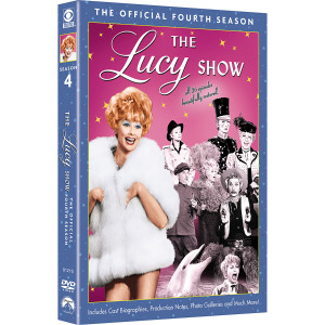The Lucy Show: Season 4 DVD