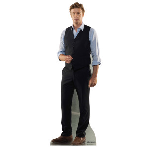The Mentalist Patrick Jane Standee