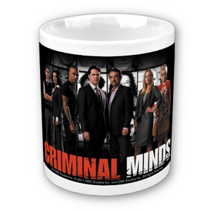 Criminal Minds Cast Mug