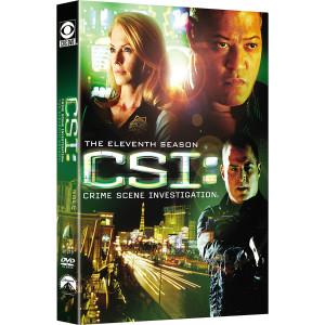 CSI: Crime Scene Investigation - Season 11 DVD