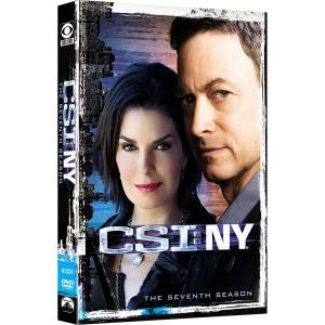 CSI: NY - Season 7 DVD