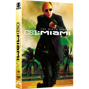 CSI: Miami - Season 9 DVD