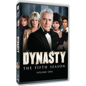 Dynasty: Season 5 - Volume 1 DVD