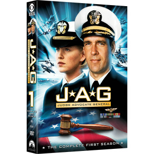 JAG: Season 1 DVD