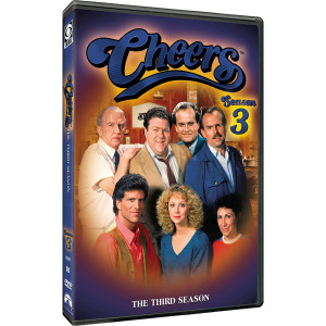 Cheers: Season 3 DVD