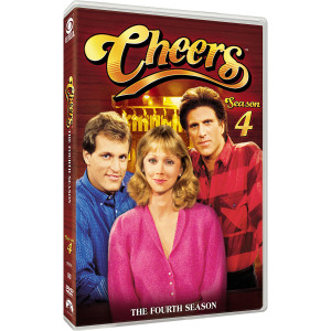 Cheers: Season 4 DVD