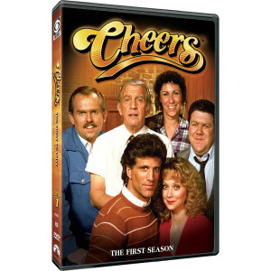 Cheers: Season 1 DVD