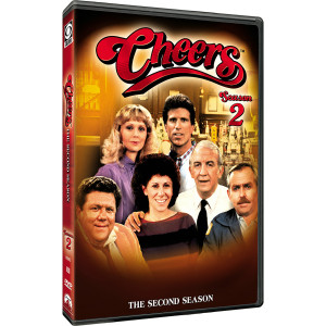 Cheers: Season 2 DVD