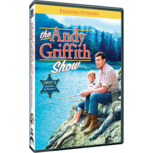 The Andy Griffith Show: The Premiere Episodes DVD