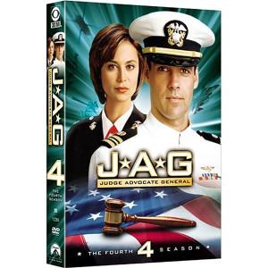 JAG: Season 4 DVD