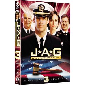 JAG: Season 3 DVD