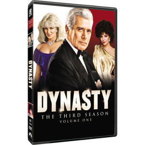Dynasty: Season 3 - Volume 1 DVD