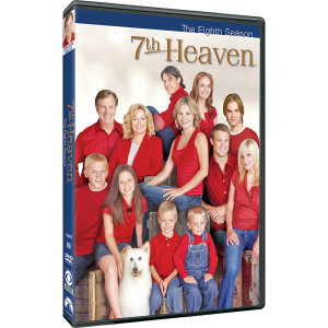 7th Heaven: Season 8 DVD