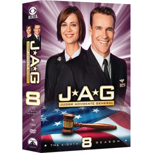 JAG: Season 8 DVD