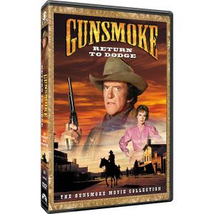 Gunsmoke: Return To Dodge DVD