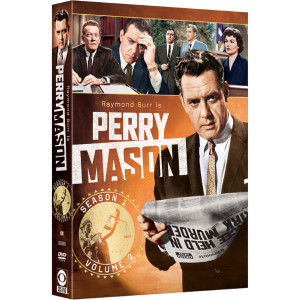 Perry Mason: Season 1 - Volume 2 DVD