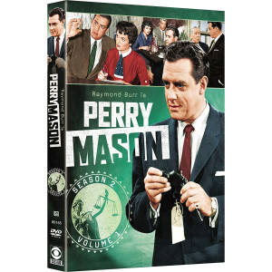 Perry Mason: Season 2 - Volume 1 DVD
