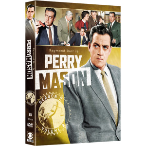 Perry Mason: Season 2 - Volume 2 DVD