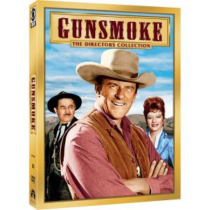Gunsmoke: The Directors Collection DVD