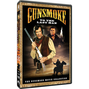 Gunsmoke: To The Last Man DVD