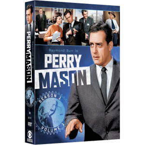 Perry Mason: Season 1 - Volume 1 DVD