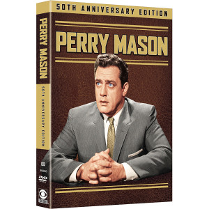 Perry Mason: 50th Anniversary Edition DVD