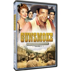 Gunsmoke: Season 3 - Volume 2 DVD