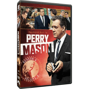 Perry Mason: Season 4 - Volume 2 DVD