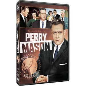 Perry Mason: Season 5 - Volume 1 DVD
